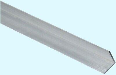 Aluminum Angle 18 X 1 X 4 Ft Length Mill Finish Alloy 6063 90 Stock