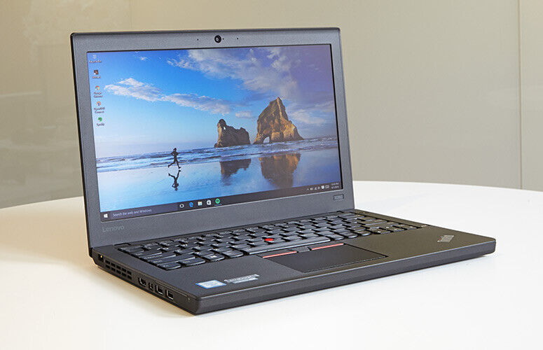 Ordinateur portable lenovo thinkpad x260 i5 8goram / 128gossd webcam azerty