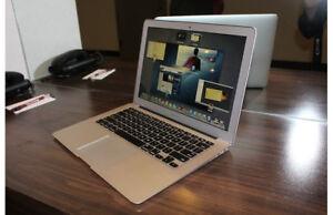 Macbook Air 13 1.7 i5 4GB 128GB MS OFFICE 2016