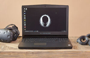 Alienware 17 (Late 2017) - i7 7700, GTX1060, 16GB Ram, 256GB SSD