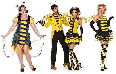 Biene Bienchen Marien Käfer Schmetterling Feen Bienen Kostüm Kleid Damen Tier