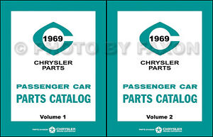 1969-Chrysler-Plymouth-and-Dodge-Master-Parts-Book-Illustrated-Catalog-69-MoPar