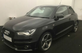 Audi A1 Black Edition FROM £51 PER WEEK!
