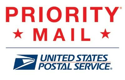 USPS Shipping Shipment upgrade to Priority 2-3 business days