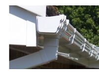 WANTED white ogee guttering