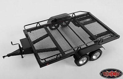 RC4WD Z-H0004 BigDog 1/8 Dual Axle Scale Car/Truck Trailer