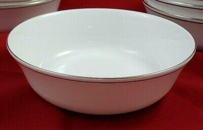 Lenox Federal Platinum Bone China All Purpose Bowl Lenox Federal Platinum China