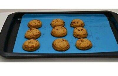 Flexible Silicone Oven Liner Bakeware Baking Mat Cookie Sheet Freezer Safe ()
