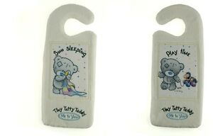 Baby Bedroom Door Hanger - Me to You Tatty Teddy - Carte Blanche