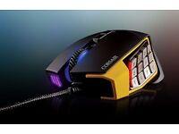 Brand New Corsair Scimitar gaming mouse RRP £74.99