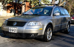 2004 Volkswagen Other GLX Wagon