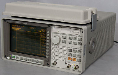 Hpagilent 35670a 2 Channel Fft Dynamic Signal Spectrumnetwork Analyzer