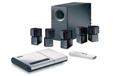 BOSE LIFESTYLE 12 HOME THEATER SYSTEM ORIGINAL BOX