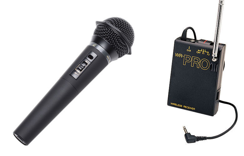 Pro D850 Whm Wireless Handheld Microphone For Nikon D500 ...
