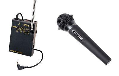 Pro G40 Whm Wireless Handheld Mic For Canon Vixia Hf G40 ...