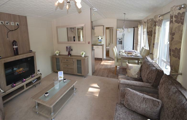 Static Caravan Birchington Kent 2 Bedrooms 6 Berth Delta
