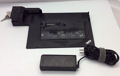 Lenovo Thinkpad Docking Station AC Adaptor Keys (part# 75Y5904)