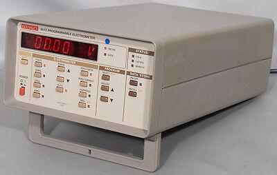 Keithley 6512 Five-function Programmable Electrometer 4-12 Digit Meter