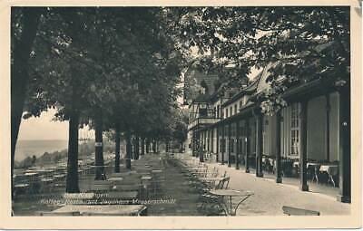 604056) AK Restaurant Messerschmidt Bad Kissingen 1941