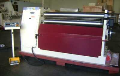 Gmc 5 X 14 Hydraulic Plate Bending Roll Machine Hbr-0525