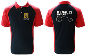 renault sport polo shirt ebay. Black Bedroom Furniture Sets. Home Design Ideas