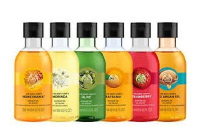 -  The-Body-Shop-Fruity-Shower-Gel-Wash-U-Pick-Scent 8.4 Fl Oz