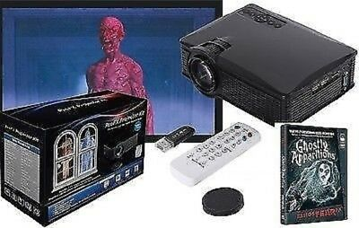 Halloween ATMOSFEARFX GHOSTLY APPARITION DVD + PROFX PROJECTOR KIT Haunted - Atmosfearfx Dvd