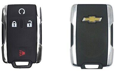 Chevrolet Truck Keyless Entry Remote Key Fob Transmitter GM 13577770