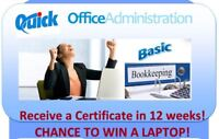 Quick Office Admin - Basic Bookkeeping Course