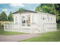 Gorgeous Single lodge with DECKING Call 07495 668377