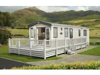 Brand New Abi Ashcroft Static Caravan Holiday Home in Cumbria, Cottage and Glendale
