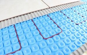 Câbles Chauffants Pour Membrane Ditra Heat , Prodeso Heat et Mem