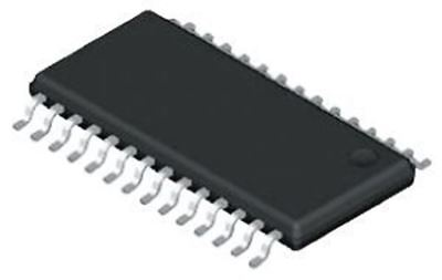 Analog Devices Ad8332aruz Dual Controlled Voltage Amplifier Differential 5 V 28