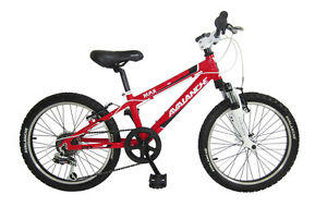 New-Avalanche-Max-20-Junior-Kids-Mountain-Bike-Shimano-6-Speed-Alloy-Frame