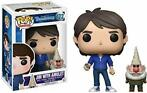 Troll Hunters Pop Vinyl: Jim with Amulet (Merchandise)