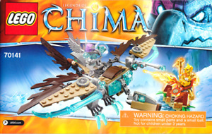 Lego 70141 - Vardy's Ice Vulture Glider - Chima