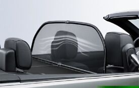BMW OEM E93 Convertible Wind Deflector DESIGN PRINT 2007-2012 all models