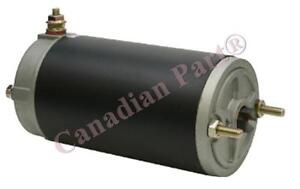 New UNITED TECHNOLOGIES Snow Plow Motor for MEYER All SAB0001