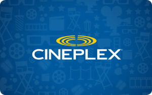 Cineplex General Admission Code $8ea 2for$15 10for$65