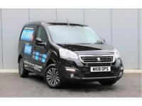 2018 Peugeot Partner Van 1.6 BlueHDi 100 Professional L1 854 **Look Pack**