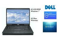 Cheap Laptop Dell Vostro 1000 AMD Sempron 3600+ @ 2.0GHz 2GB RAM 80GB HDD Windows 7