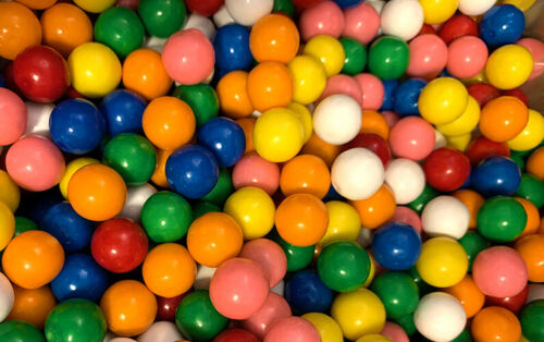 Ford Gum Gumballs Assorted Small 5 / 8 inch  Free Shipping!