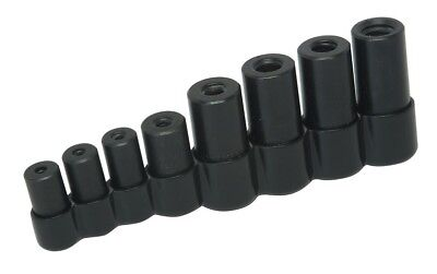 Lisle Tools 70500 8 Piece Tap Socket Set for all MCTI Taps thru 1/2""