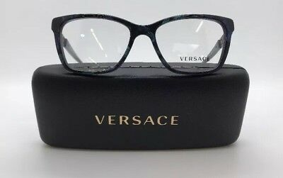 VERSACE MOD. 3192-B 5127 WOMENS FRAMES EYE GLASSES EYEWEAR 52-16-140 NEW w. CASE