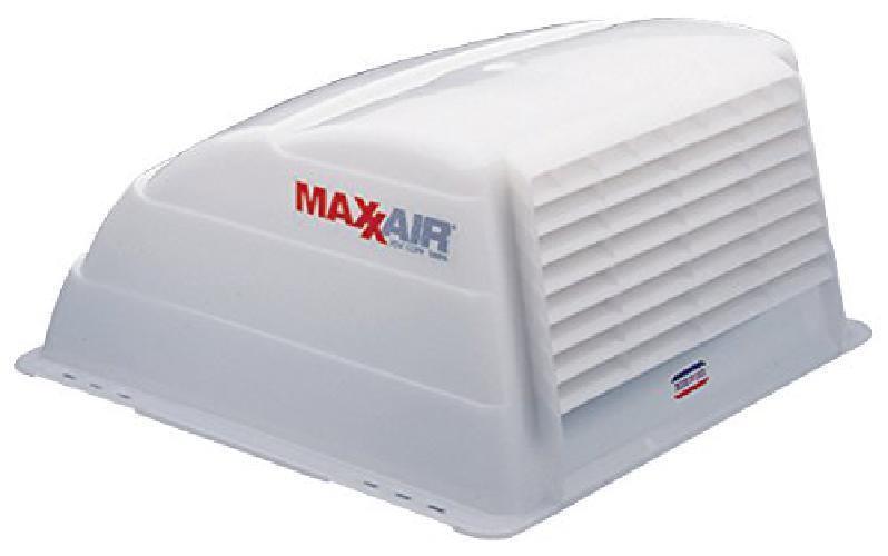 Maxxair Vent Cover - 1-PACK - WHITE (Translucent) - Maxx Max Air RV Trailer