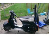 Bajaj classic 125 scooter