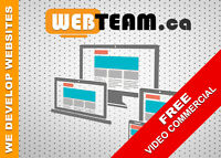 WEB DESIGN & FREE VIDEO COMMERCIAL