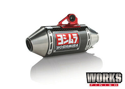 Carbon Yoshimura Race Exhaust - YOSHIMURA Race RS-2 Full System Exhaust Pipe Carbon Fiber Kawasaki Z125 Pro