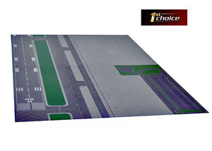 1st Choice Gemini Jets Airport Mat Layout Set 1/400 Scale FCAAL005
