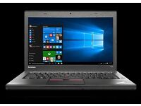 "LENOVO THINKPAD T450 14"" ULTRABOOK,CORE I5-5300U 2.30GHZ,256GB SSD,8GB RAM,WINDOWS 10,MINT CONDITION"